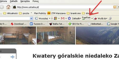 Toolbar Google